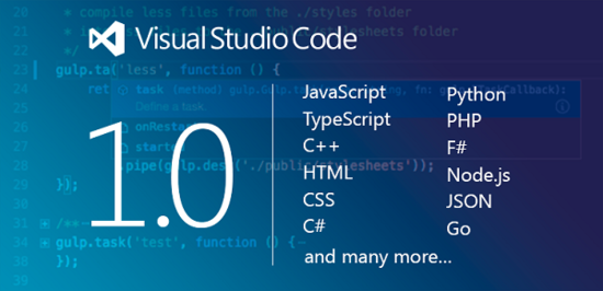 Visual Studio Code 注释代码